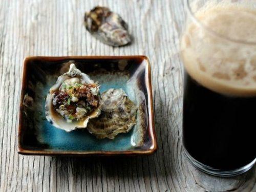 Un abbinamento di classe: birra Stout di Sicilia e ostriche